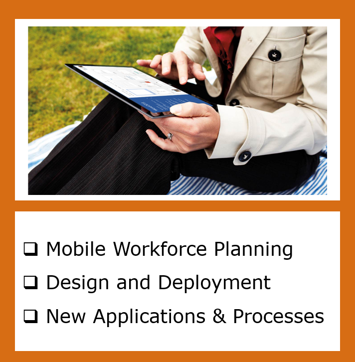 mobile workforce planning